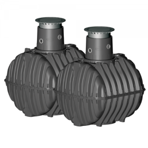 WaterGuard rainwater harvesting system