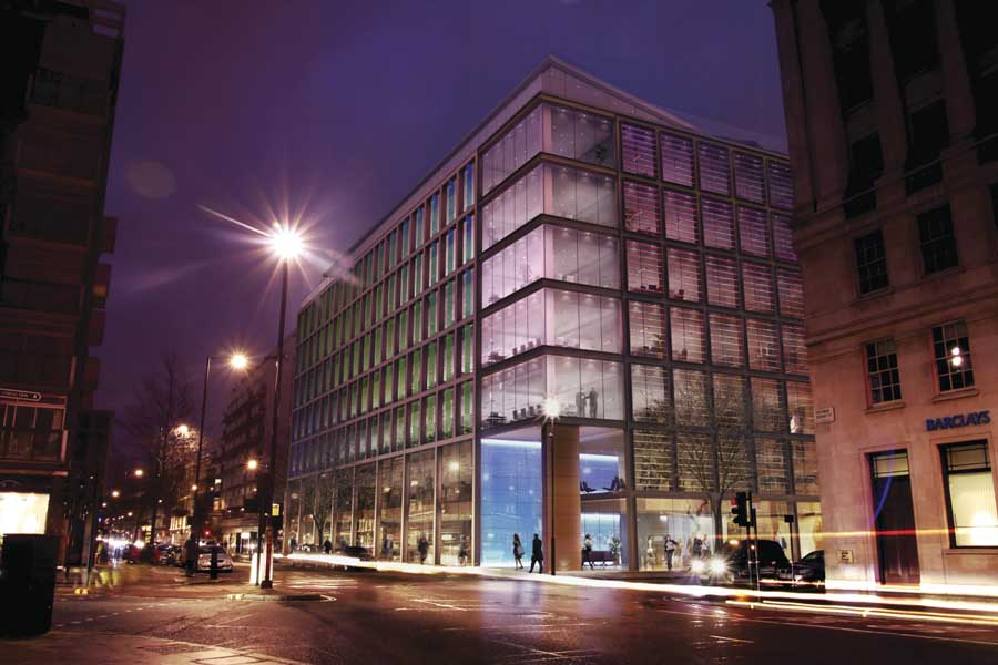 Commercial Offices – London