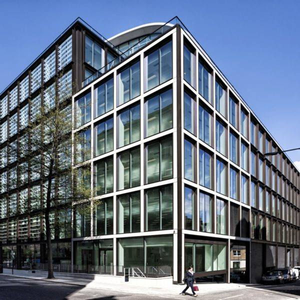 Commercial And Retail Block – London