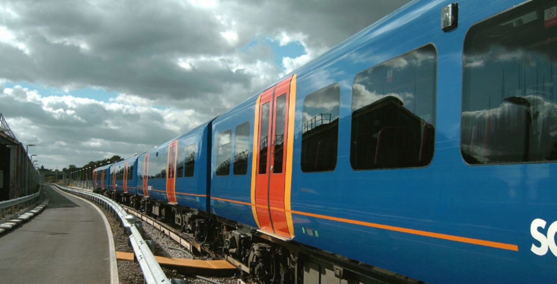 Train Wash Down – Doncaster