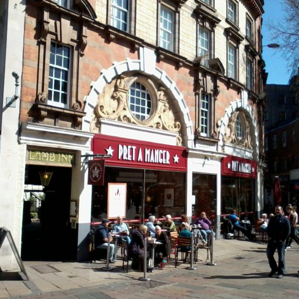 Food Outlet – Norwich Town Centre