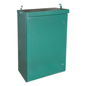 Kiosk - Floor Mounted, Single Door (H: 1250mm x W: 750mm, D: 400mm)