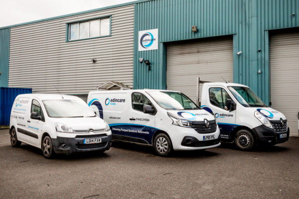 Edincare fleet nationwide coverage
