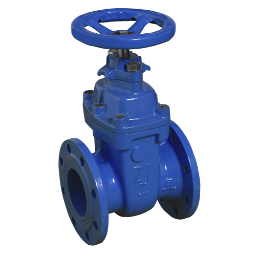 Gate Valve DN100 (PN16, Cast iron)