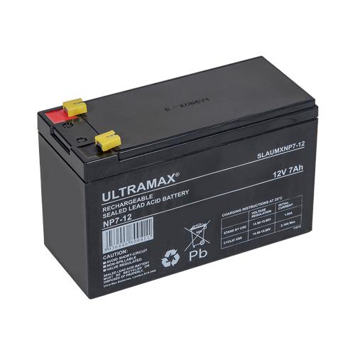 12V, 7Ah Battery 7-12 C20 7AH