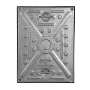 Access Cover, Locking, PP Frame, 600mm x 450mm (Facta A)
