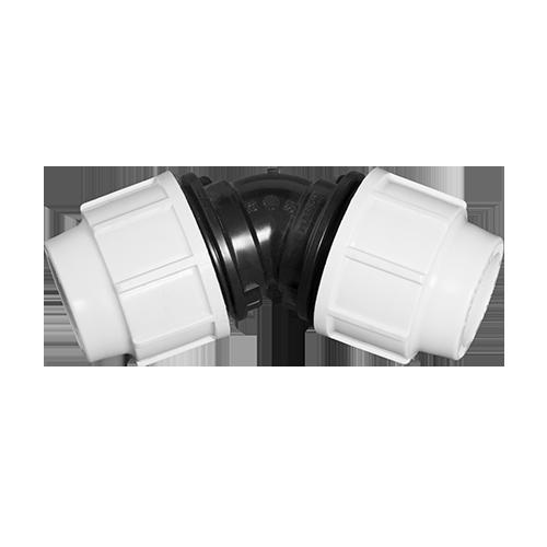 Compression - Elbow 32mm (45 deg)