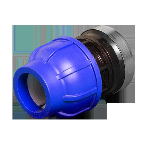 """Compression - Female Adaptor 1 1/4"""" - 32mm ID"""