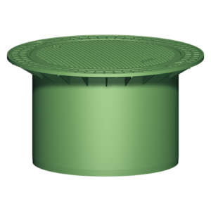 Telescopic Dome Shaft 'Maxi' (Green) – Pedestrian duty
