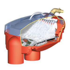 Rainwater harvesting (Filters) - accessories