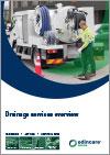 Edincare Drains Services Overview Brochure
